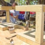 How to build your own outdoor kitchen?