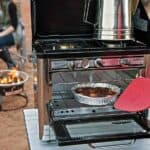 Review of Camp Chef Camping Outdoor Oven with 2 Burner Camping Stove